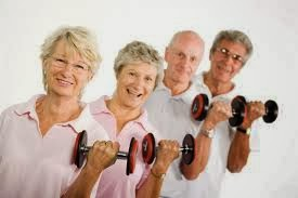 Weight Loss Exercise and the Elderly